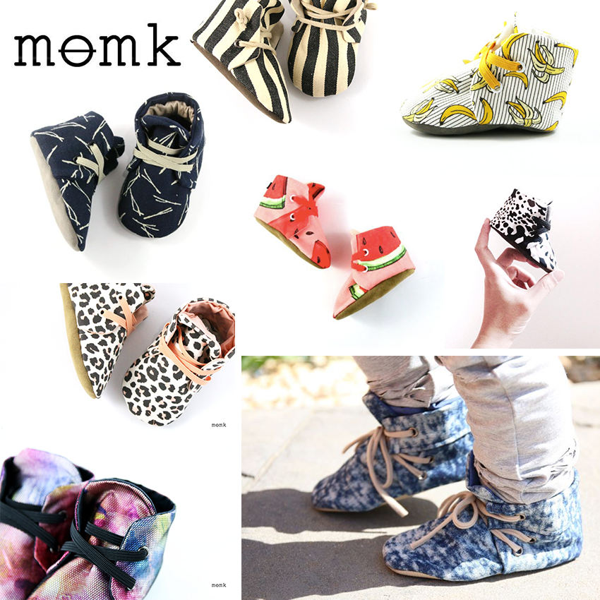 Momk baby-schoentjes