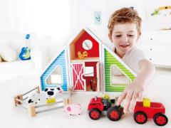 Top 5 duurzaam speelgoed van Hape