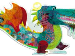 Een draak van een puzzel!