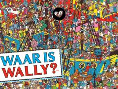 Wie kent 'm niet: Waar is Wally!