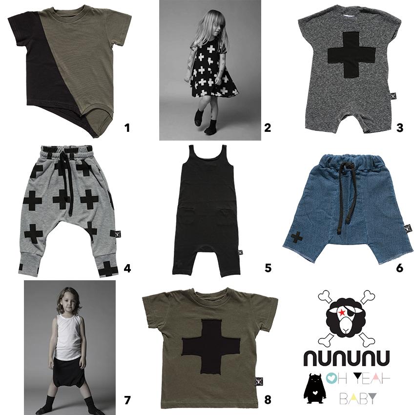 NUNUNU-favorieten