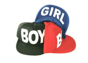 Boy-caps