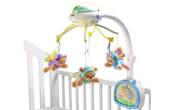 Product review: Fisher Price Vlinderdromen