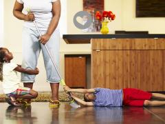 10 dingen waardoor je je realiseert dat je moeder bent