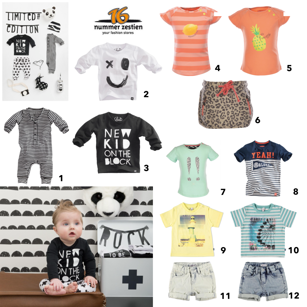 Nummer-16-collage-babykleding