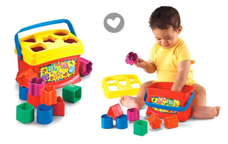 Oh yeah winnen: Fisher Price Baby's eerste blokken!