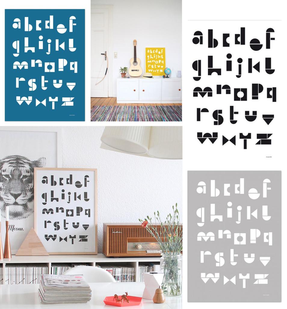 Snug-abc-collage