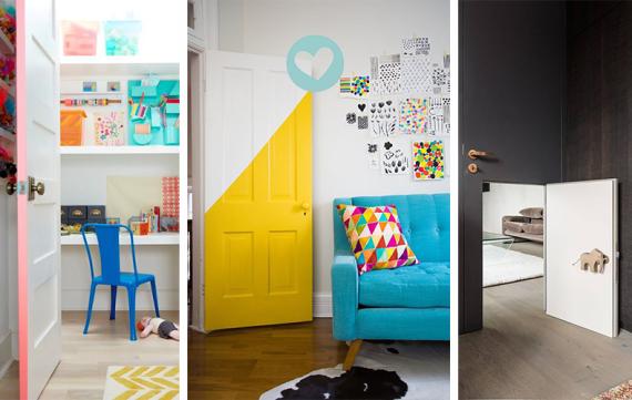 Inspirerende deuren: 4 creatieve opties!