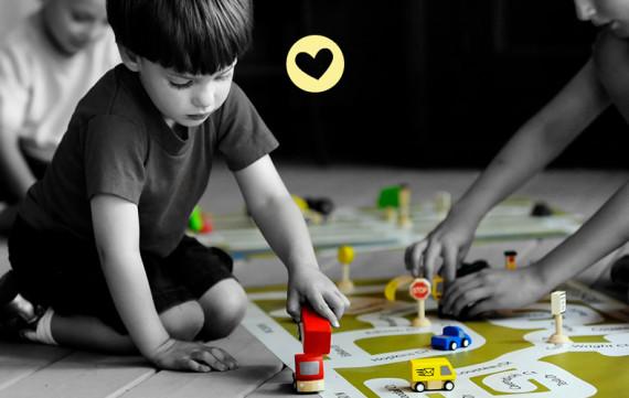 Speelmat van je eigen wijk!