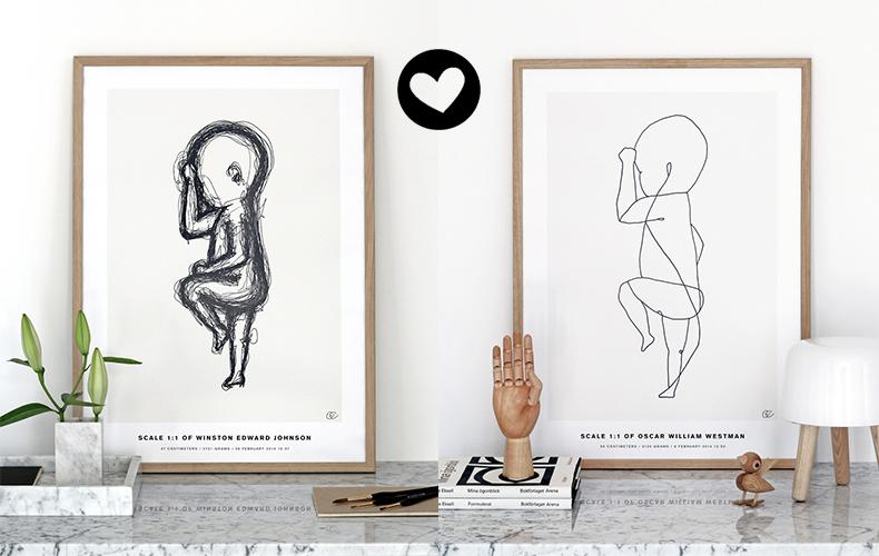 Voor het mooiste moment, de mooiste herinnering: The Birth poster