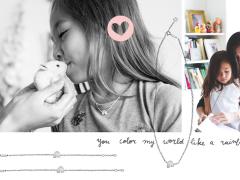 Sieraden voor moeder en kind van Lennebelle
