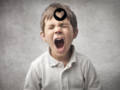Eyeopener: ik heb een temperamentvol kind!