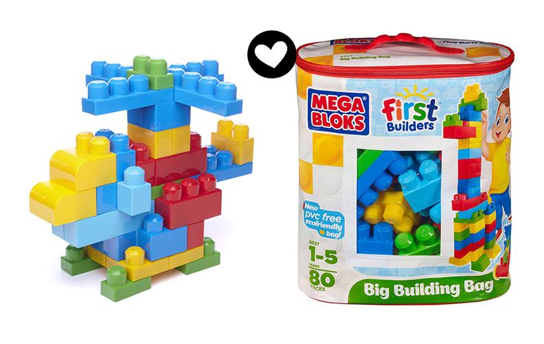 Oh yeah winnen: Mega Bloks!