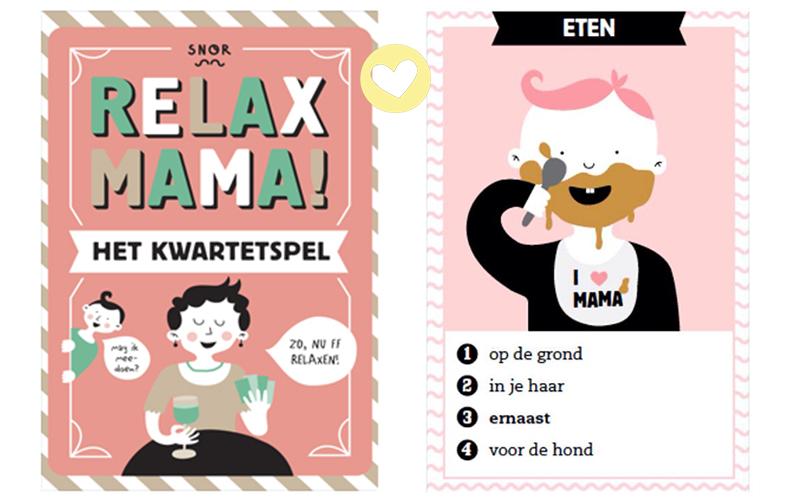 Relax mama kwartet!