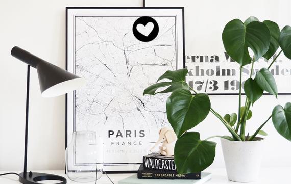 Mapiful: poster van jouw bijzondere plek!