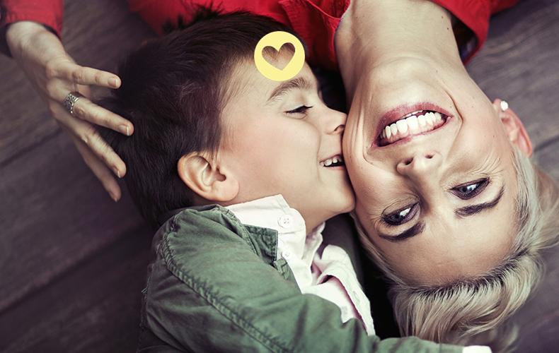 Single moeders zijn niet zielig!