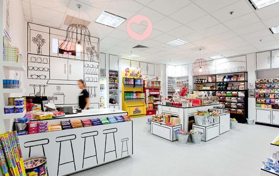 The Candy Room | suikervrije snoepwinkel