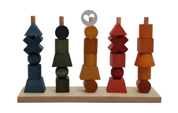 Wooden Story: montessori verantwoord speelgoed!