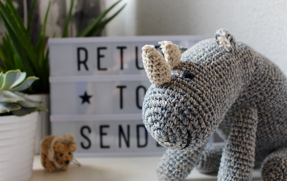 Winnen: Return to Sender knuffel!