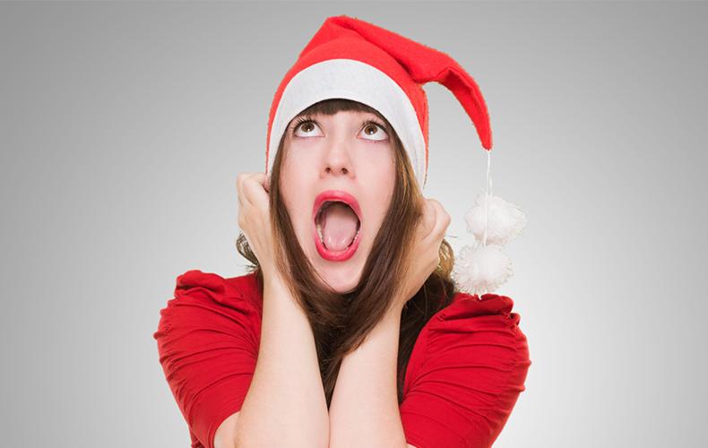 Kerststress! Wat is het ergste wat er kan gebeuren? Dit dus!