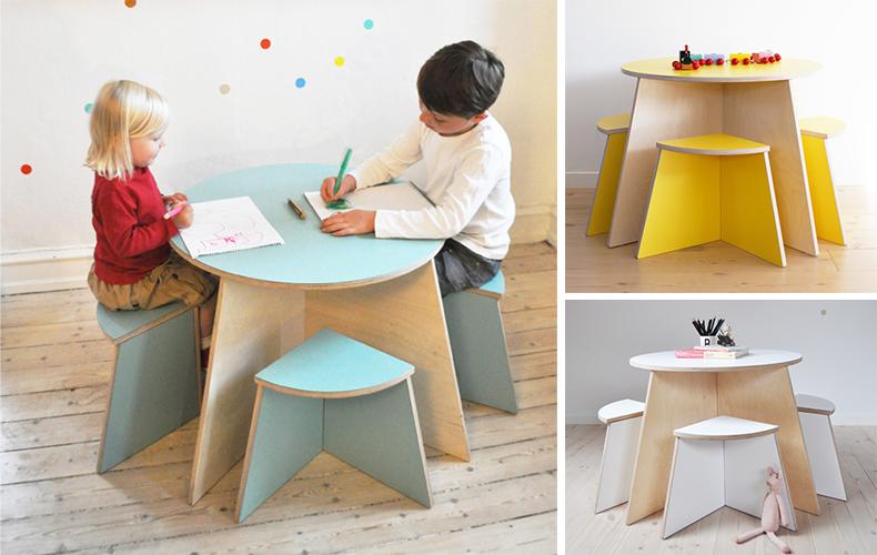 Kindermeubel van Small Design: circle crush!