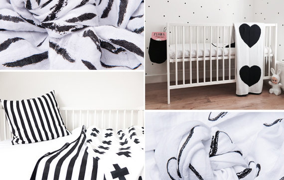 CarlijnQ home collectie: monochrome to the max!