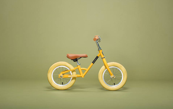 Must-have retro kinderfiets Veloretti kids!