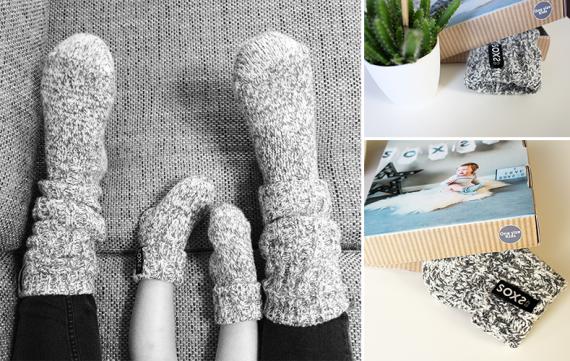 Soxs sokken: de redding voor koude voetjes!