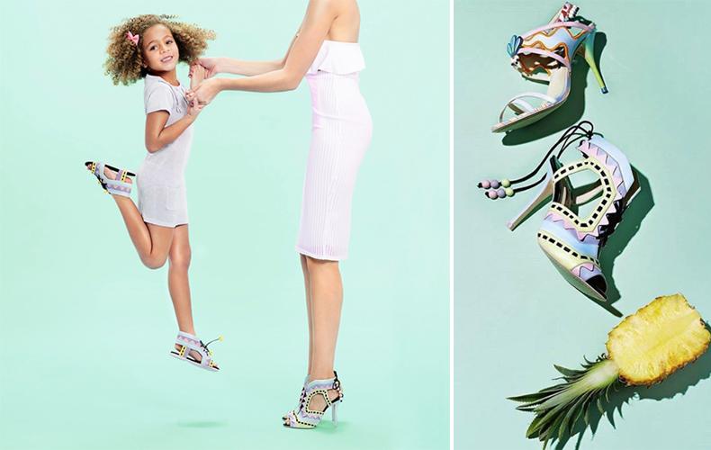 Shoe candy voor moeders en dochters