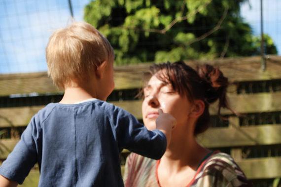 Moeders die twijfelen over de opvoeding (ik dus)
