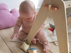 Stel je eigen duurzame babygym samen
