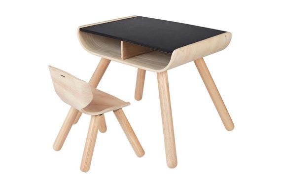 Multifunctioneel krijt bureau voor kids