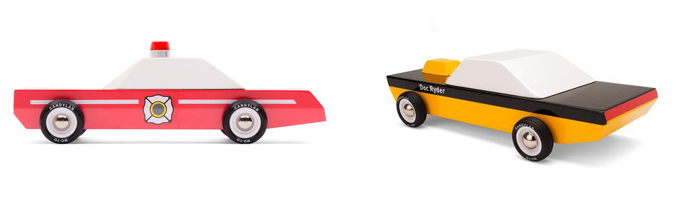 speelgoedauto's-candylab-toys