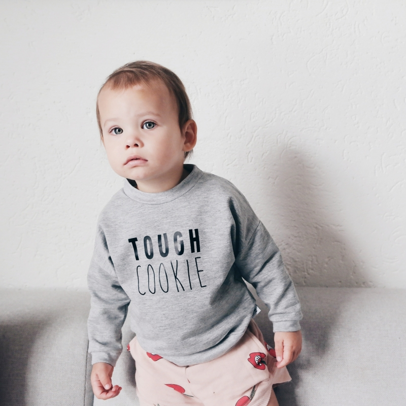 statement sweater tough cookie store