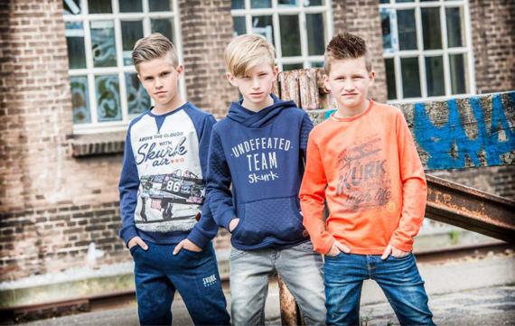 Skurk: mode voor jongens!