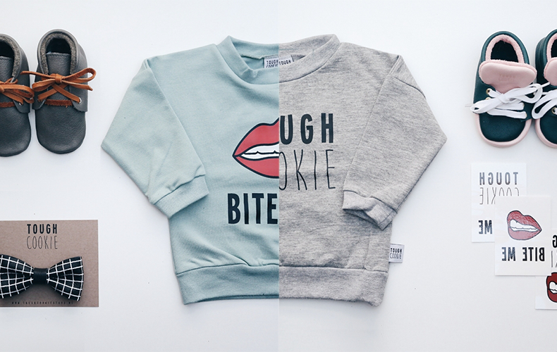 Statement sweaters van Tough Cookie Store