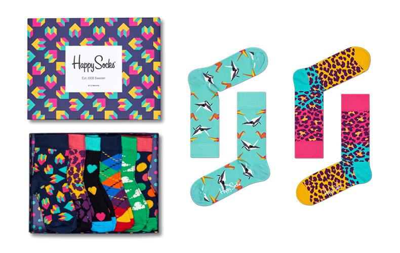 Happy sokken voor het hele gezin