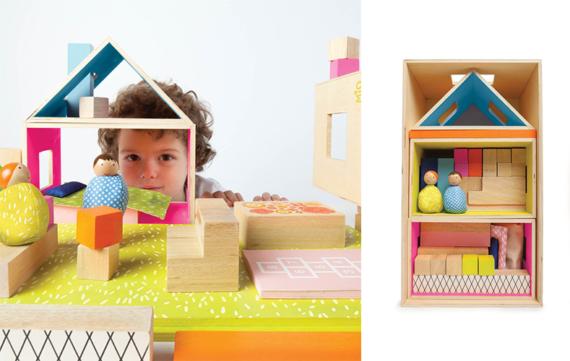 Mooi en inspirerend houten speelgoed!