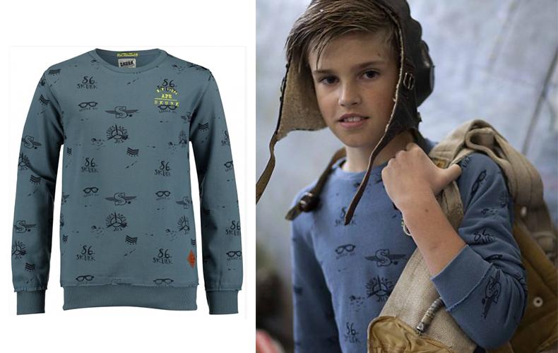 Boys only: win een Skurk sweater