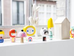 Mooi houten speelgoed