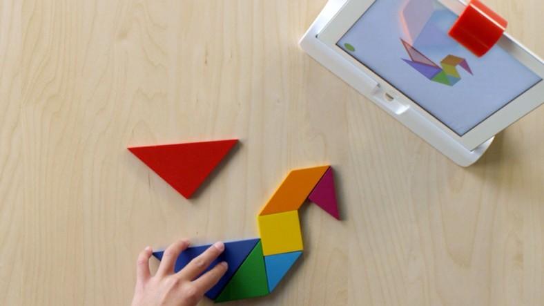 osmo-spelenderwijs leren tangram