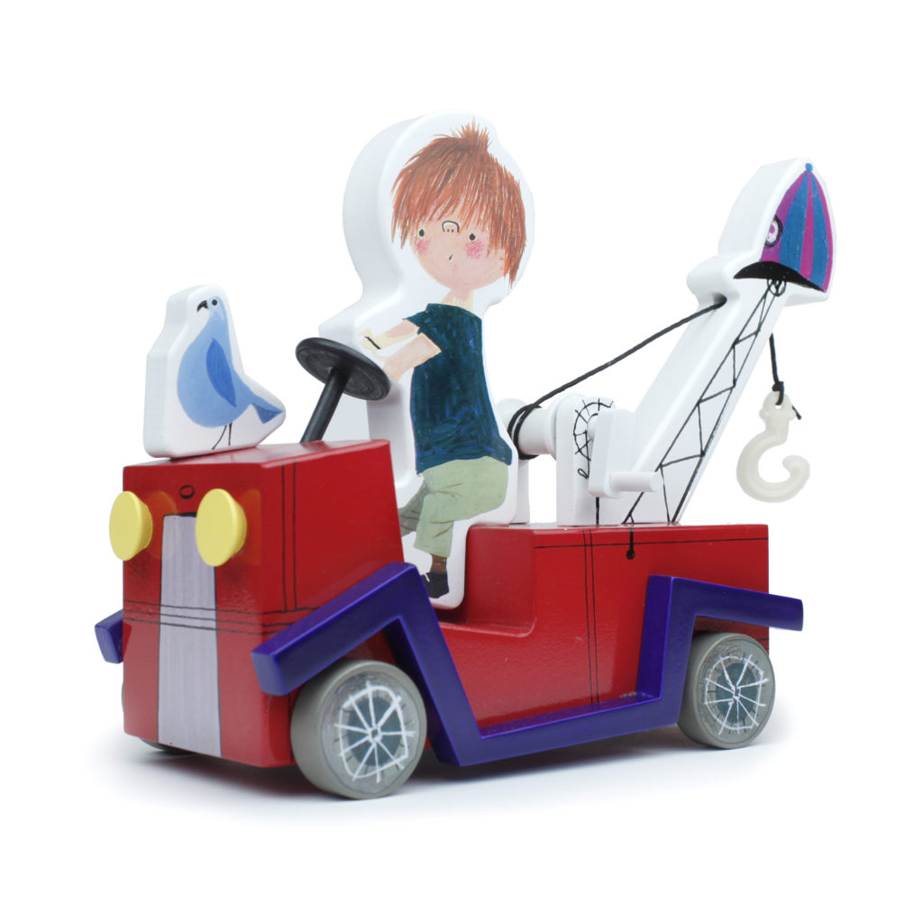 kraanwagen-pluk-pettenflat-ikonic-toys-oh yeah baby