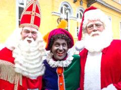 Sinterklaas of de kerstman