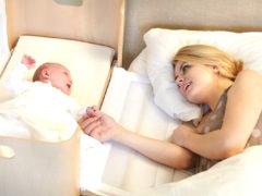 Co-sleeping met de multifunctionele Bednest