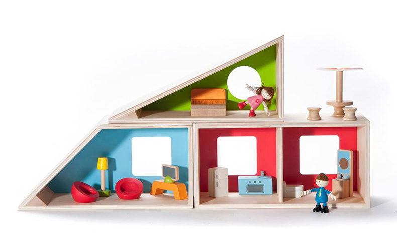 Design poppenhuis uit je dromen