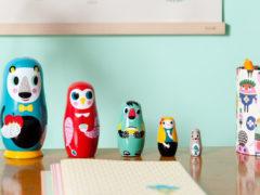Top 5 mooiste nesting dolls