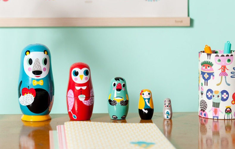 Top 5 mooiste nesting dolls