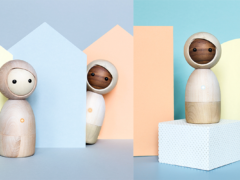 Connected houten speelgoed met een prachtig design!