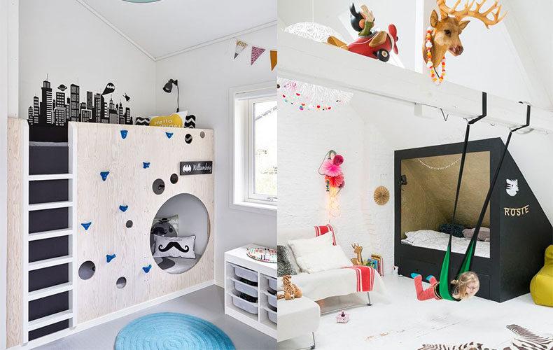 Populaire Originele Kinderkamers : Originele kinderbedden die je ook zelf kunt maken oh yeah