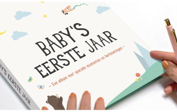 De 5 leukste babyboeken voor het eerste jaar